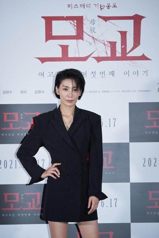 Rich kid Penthouse Kim Hyun Soo chạm trán mợ cả Mine: Xinh đấy, sang đấy nhưng bị soái tỷ át vía hoàn toàn - Ảnh 2.