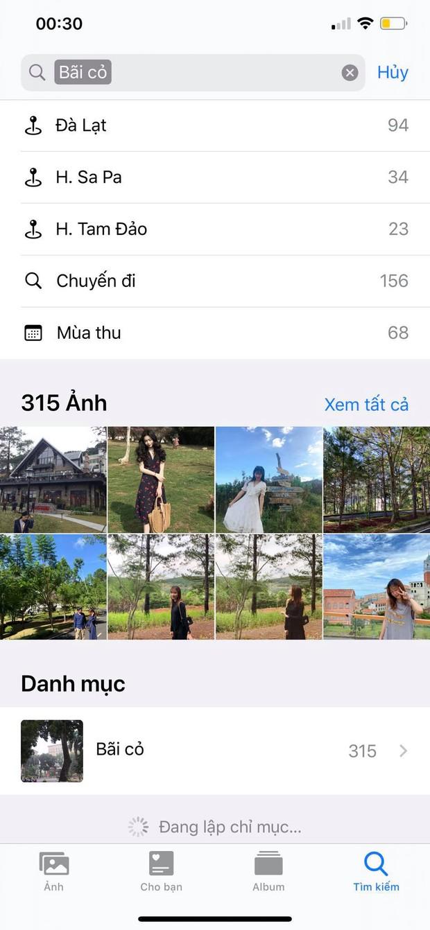 Mẹo tìm kiếm ảnh cực nhanh trên iPhone mà gần như tất cả người dùng đều chưa từng biết tới - Ảnh 3.