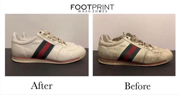 Điểm danh 5 tiệm giặt giày chất lượng nhất Hà Nội: After vừa sạch vừa thơm, có nơi chỉ hơn 60k cả giặt cả ship  - Ảnh 10.