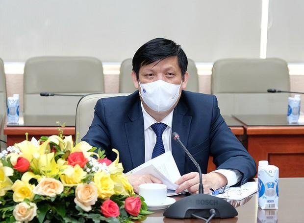 Bộ trưởng Bộ Y tế: Các nguồn vaccine Covid-19 về Việt Nam rất chậm - Ảnh 2.