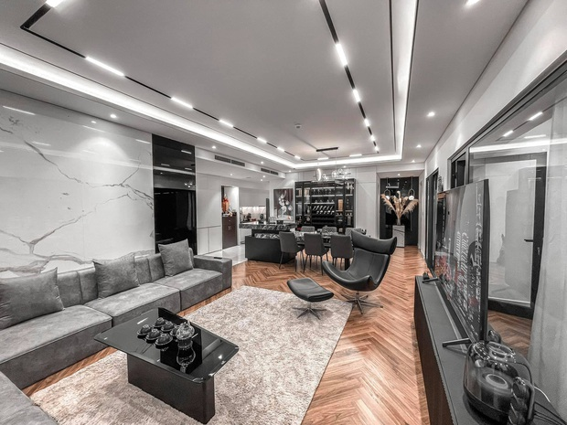Vợ chồng trẻ tậu căn hộ 7 tỷ sau 4 năm kinh doanh, sửa thiết kế 5 lần mới có không gian cá tính chất lừ - Ảnh 3.