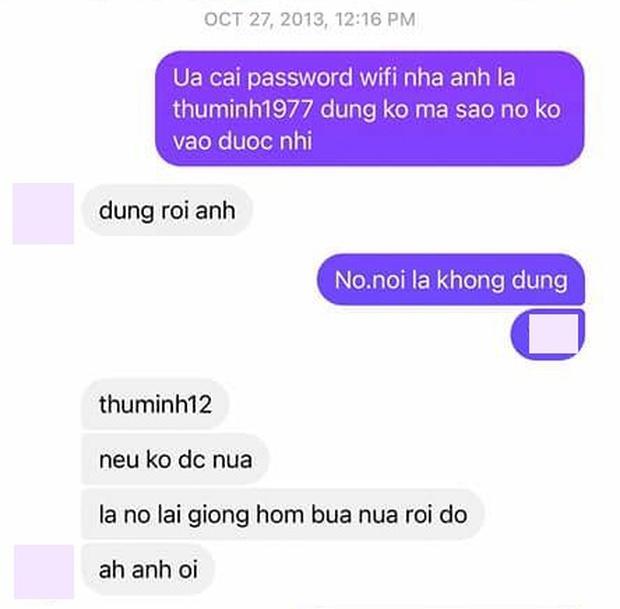 Nathan Lee tung tin nhắn chứng minh từng hỗ trợ team Thu Minh đưa Hương Tràm lên ngôi tại The Voice, còn đặt mật khẩu wifi là tên đàn chị - Ảnh 5.