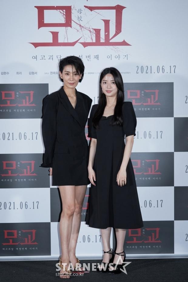 Rich kid Penthouse Kim Hyun Soo chạm trán mợ cả Mine: Xinh đấy, sang đấy nhưng bị soái tỷ át vía hoàn toàn - Ảnh 5.