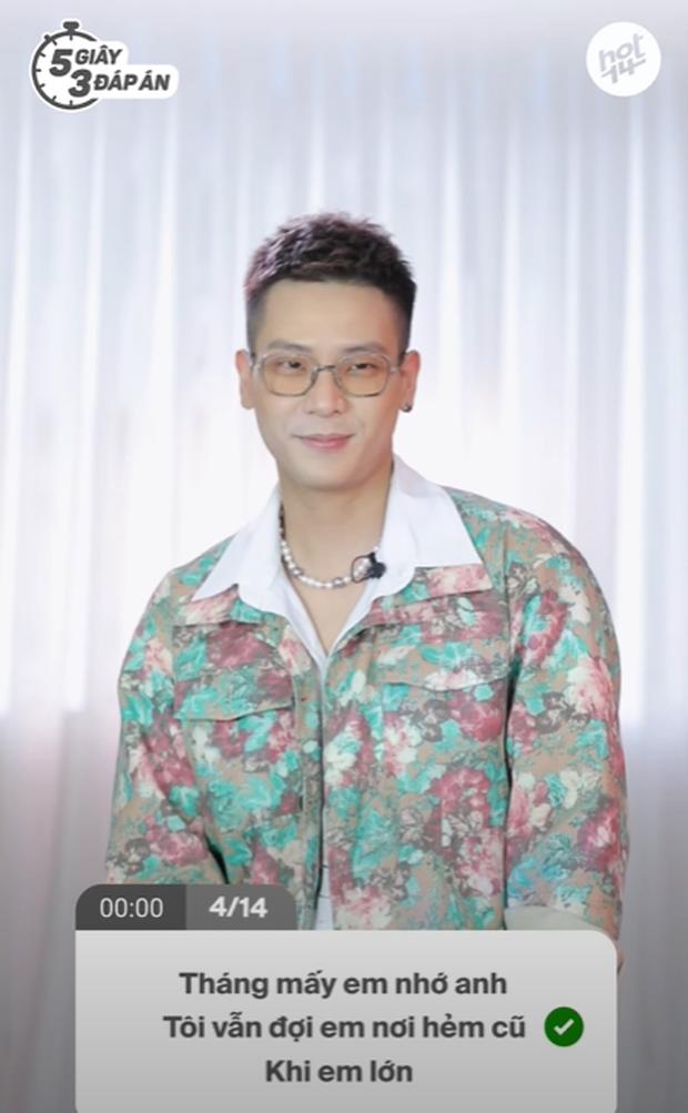 Quân A.P khẳng định Sơn Tùng đẹp trai nhất Vpop, lần đầu tiết lộ tính cách không thích của con gái - Ảnh 9.