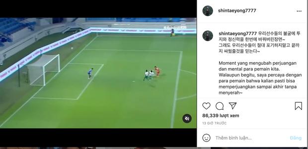 Cộng đồng mạng làm loạn Instagram cá nhân của HLV Indonesia vì phát ngôn cà khịa đội tuyển Việt Nam - Ảnh 2.