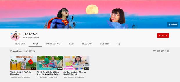 Không chỉ lập kênh YouTube mới, Thơ Nguyễn còn đổi luôn tên tài khoản TikTok khiến cộng đồng mạng phẫn nộ - Ảnh 1.