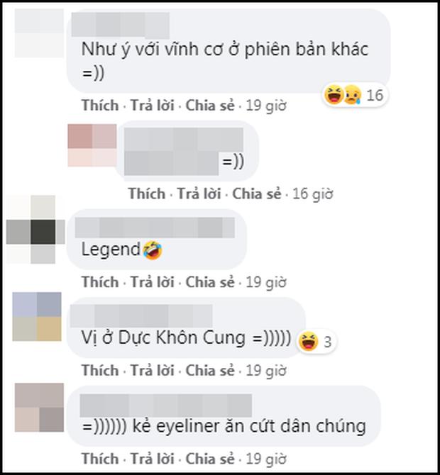 Rầm rộ Như Ý bản Việt khiến ai nấy cười mệt: Miệng bắn tiếng Anh liên thanh, kẻ chân mày bén hơn cả Châu Tấn! - Ảnh 10.