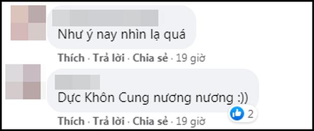 Rầm rộ Như Ý bản Việt khiến ai nấy cười mệt: Miệng bắn tiếng Anh liên thanh, kẻ chân mày bén hơn cả Châu Tấn! - Ảnh 11.