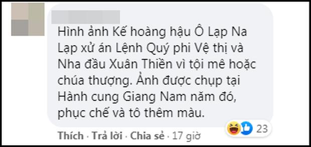 Rầm rộ Như Ý bản Việt khiến ai nấy cười mệt: Miệng bắn tiếng Anh liên thanh, kẻ chân mày bén hơn cả Châu Tấn! - Ảnh 12.