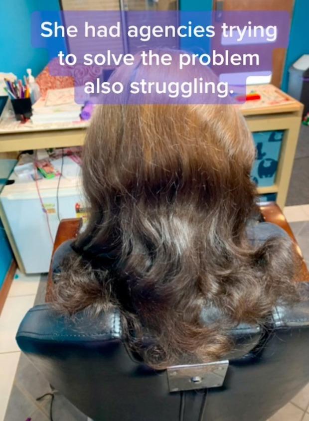 Mang mái tóc bẩn thỉu, lúc nhúc hàng ngàn con chấy đến phòng khám, cô gái khiến chuyên gia thảng thốt vì sốc và kết quả đáng kinh ngạc - Ảnh 5.
