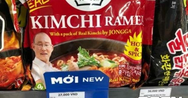 """Điểm danh những lần thầy Park đi bán đồ ăn, đồ uống ở Việt Nam: Có món """"chốt"""" được 1,66 triệu đơn chỉ trong 3 tháng - Ảnh 11."""
