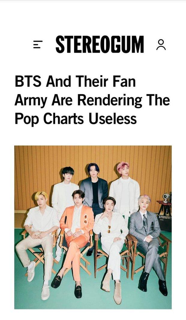 Tác giả bài viết nói BTS phá hỏng Billboard quay xe nhận sai, nhưng vẫn khẳng định Butter dở tệ - Ảnh 2.