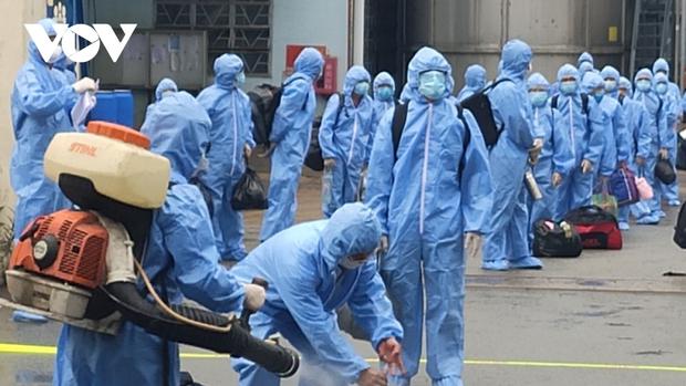 Thêm một công ty ở Bình Dương bị phong tỏa do có ca mắc Covid-19 - Ảnh 2.