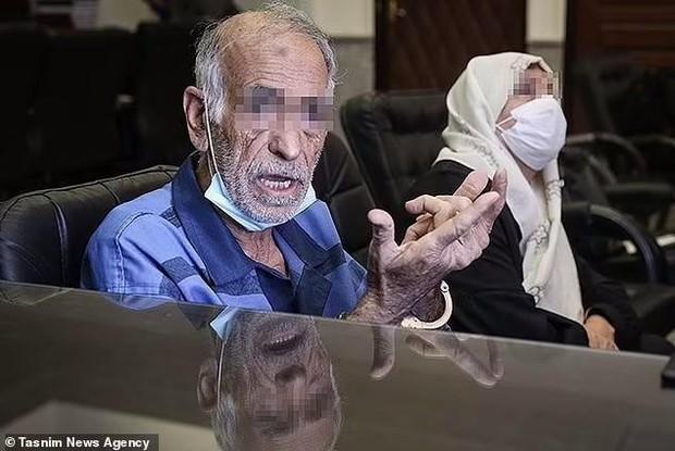 Cặp vợ chồng Iran giết con trai vì không lấy vợ thú nhận từng giết cả con gái, con rể - Ảnh 1.