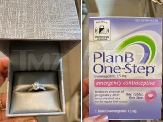 Kim siêu vòng 3 được 1 người đàn ông gửi nhẫn kim cương hột mít kèm... vỉ thuốc tránh thai đến tận nhà, chuyện gì đây? - Ảnh 2.
