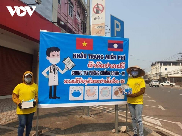 Số ca mắc Covid-19 mới ở Lào giảm xuống mức thấp nhất  - Ảnh 1.