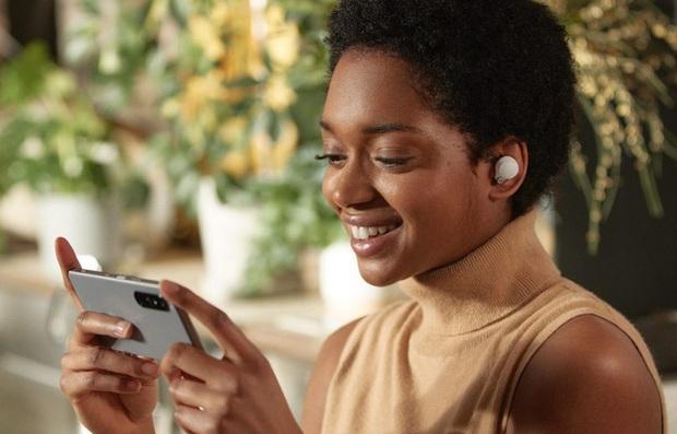 Sony ra mắt tai nghe cao cấp WF-1000XM4: Chống ồn, có LDAC, pin 8 tiếng và chống nước IPX4, giá 279,99 USD - Ảnh 5.