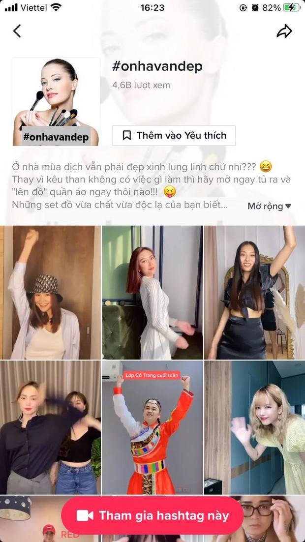 Ngọc Trinh nhận mưa lời khen từ netizen vì đu trend biến hình tỷ view đang khuấy đảo TikTok quá chất chơi - Ảnh 5.