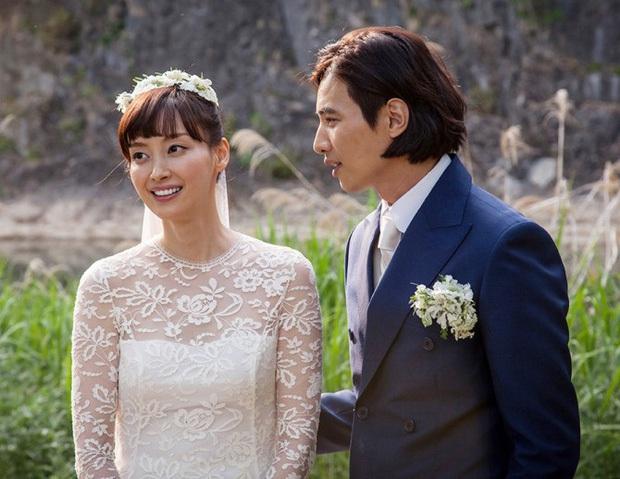 Hot lại ảnh hẹn hò bí mật của Won Bin - Lee Na Young: Vừa ngọt ngào tình tứ, visual lại đỉnh cao khiến Knet phát sốt - Ảnh 3.