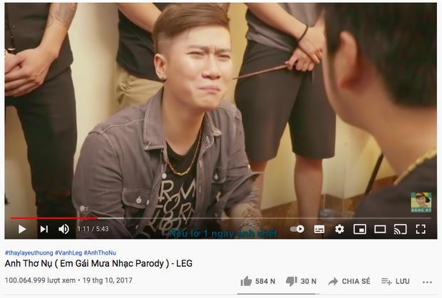 Nữ có Hậu Hoàng, nam có YouTuber chính thức sở hữu MV 300 triệu view đầu tiên trong làng nhạc chế Việt - Ảnh 5.