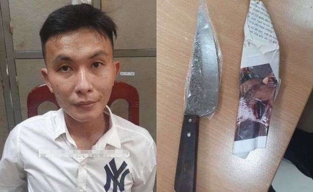 Hà Nội: Gã thanh niên đi cướp 2 chiếc áo, 1 chân váy trong cửa hàng quần áo đem về tặng bạn gái - Ảnh 1.