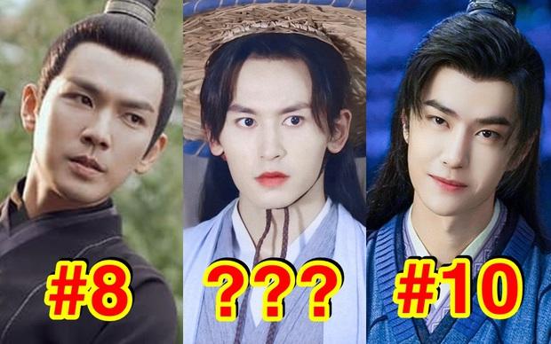 TOP 10 nam chính phim Trung hot nhất nửa đầu 2021: Tiêu Chiến bay màu, Vương Nhất Bác chót bảng thì hạng 1 là ai đây? - Ảnh 1.