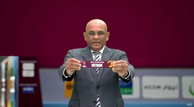 Đội tuyển Việt Nam nằm chung bảng với Trung Quốc và Nhật Bản tại vòng loại thứ 3 của World Cup 2022 - Ảnh 4.