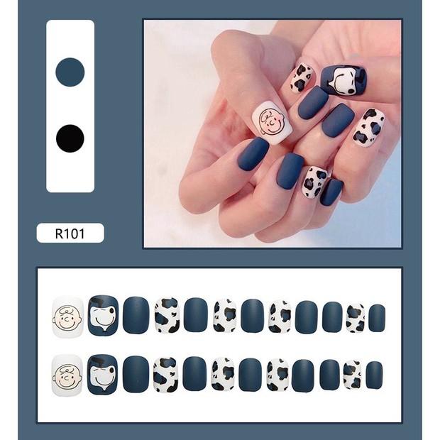 5 shop bán nail box hot nhất trên Shopee: Chỉ từ 15k/bộ, đủ style từ cute đến sang chảnh - Ảnh 9.