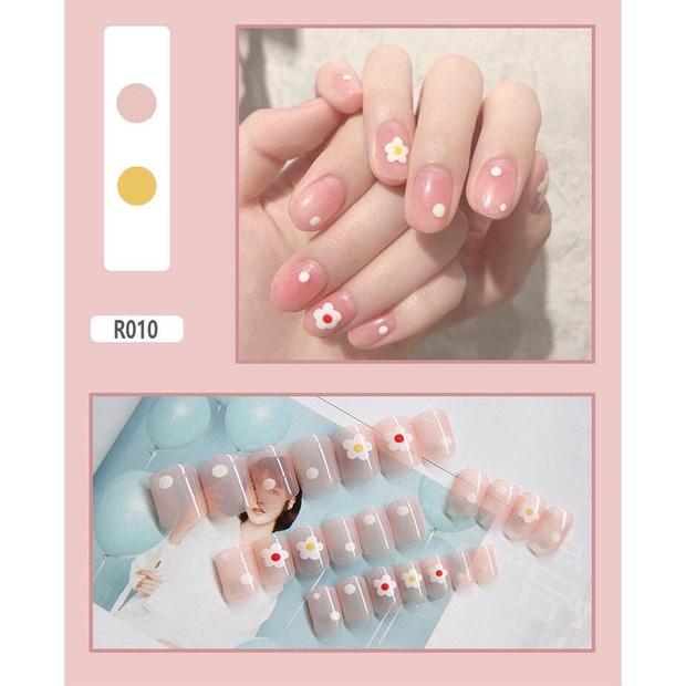 5 shop bán nail box hot nhất trên Shopee: Chỉ từ 15k/bộ, đủ style từ cute đến sang chảnh - Ảnh 5.