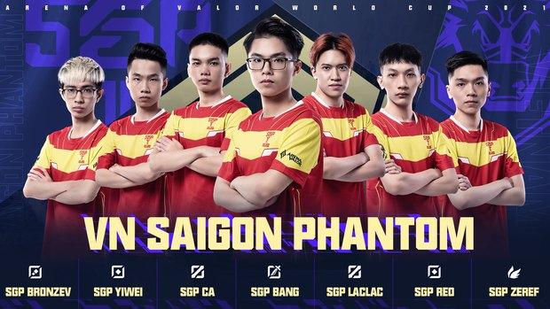 Tứ kết AWC 2021: Liên tục mắc lỗi, Saigon Phantom thất bại 1-3 trước Talon, 2 đại diện Việt Nam phải gặp nhau ở nhánh thua - Ảnh 1.