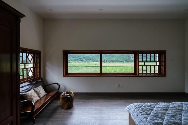 Chuẩn con trai nhà người ta: Chàng 8x xây nhà 200m2 giữa núi đồi Bình Định tặng bố mẹ, đặt tên An Lão  - Ảnh 19.