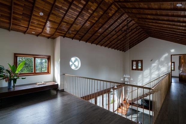 Chuẩn con trai nhà người ta: Chàng 8x xây nhà 200m2 giữa núi đồi Bình Định tặng bố mẹ, đặt tên An Lão  - Ảnh 18.