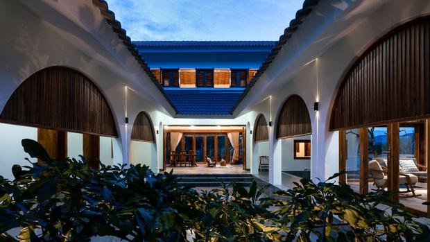 Chuẩn con trai nhà người ta: Chàng 8x xây nhà 200m2 giữa núi đồi Bình Định tặng bố mẹ, đặt tên An Lão  - Ảnh 7.