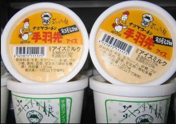Món kem trứng vịt lộn ở Việt Nam khiến dân tình khiếp vía, thế nhưng vẫn chưa là gì so với các hương vị này của Nhật Bản - Ảnh 3.