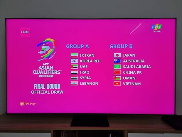 Nóng: Vừa kết thúc bốc thăm chia bảng, Việt Nam chạm trán Nhật Bản, Trung Quốc vòng loại thứ 3 World Cup 2022 - Ảnh 2.