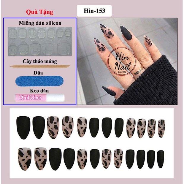 5 shop bán nail box hot nhất trên Shopee: Chỉ từ 15k/bộ, đủ style từ cute đến sang chảnh - Ảnh 1.