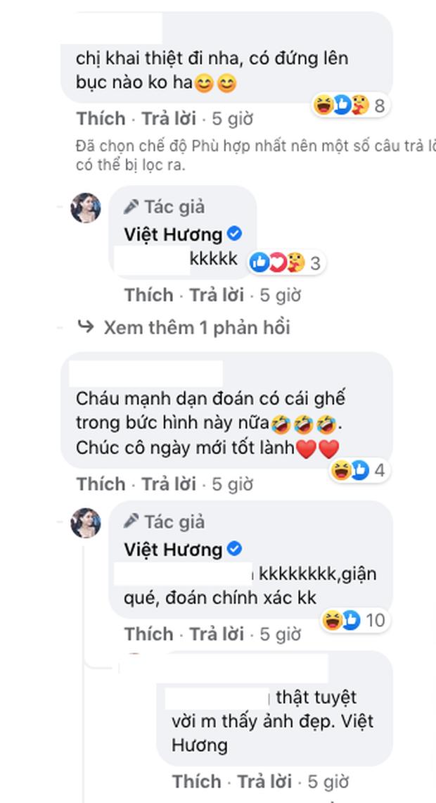 Việt Hương tung ảnh nét mượt bên ông xã ngày kỷ niệm, bị netizen bóc luôn thủ thuật hack dáng khó cãi - Ảnh 4.
