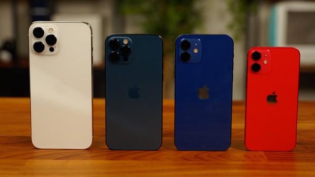 iPhone 12 đã bán được hơn 100 triệu máy - Ảnh 1.