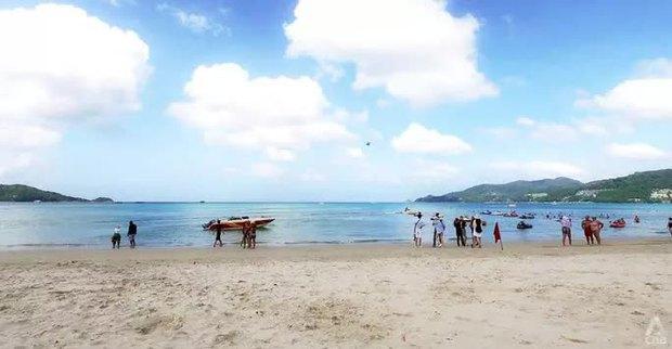 Phuket đón du khách nước ngoài trở lại, không cần cách ly - Ảnh 1.