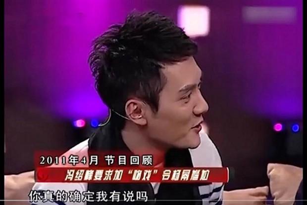Dương Mịch sốc nặng khi Phùng Thiệu Phong đòi thêm cảnh hôn khi mới 17 tuổi, thái độ 2 người năm đó gây bất ngờ - Ảnh 4.