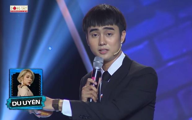 Sau loạt drama, Đạt G liên tục gọi tên Du Uyên trên sóng truyền hình - Ảnh 3.