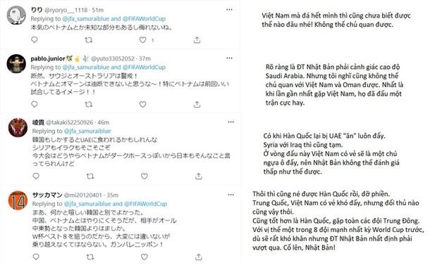Fan Nhật Bản: Việt Nam mà đá hết mình thì cũng chưa biết được thế nào đâu nhé - Ảnh 1.