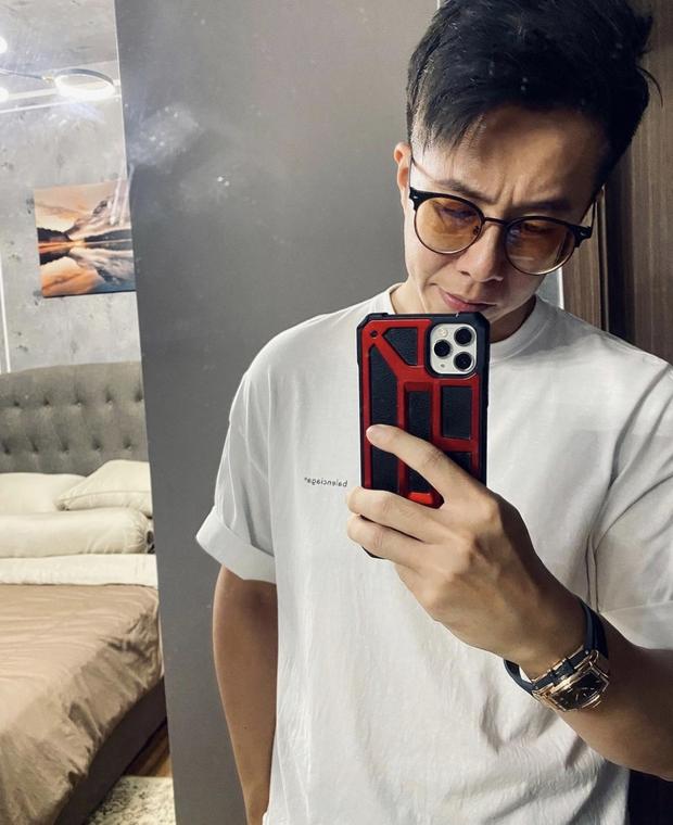 Soi chiếc ốp điện thoại của Matt Liu, người giàu chi bao nhiêu tiền mua một chiếc ốp hầm hố vậy? - Ảnh 1.