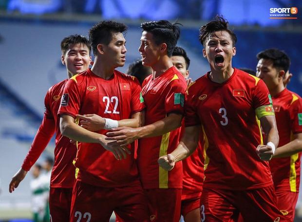 Thủ môn Tấn Trường phản ứng về kết quả bốc thăm vòng loại World Cup của tuyển Việt Nam, nói 1 câu mà ai cũng hừng hực khí thế! - Ảnh 5.