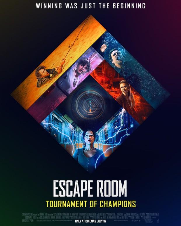 Hollywood tháng 7 ngập bom tấn: Chị đại Black Widow tung chưởng cùng The Rock, mảng truyền hình có sự trở lại của một huyền thoại! - Ảnh 4.