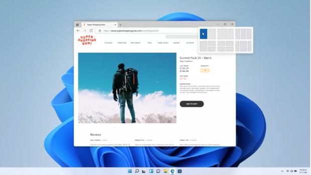 6 cải tiến trên Windows 11 khiến người dùng macOS phải ghen tị - Ảnh 1.
