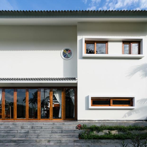 Chuẩn con trai nhà người ta: Chàng 8x xây nhà 200m2 giữa núi đồi Bình Định tặng bố mẹ, đặt tên An Lão  - Ảnh 24.