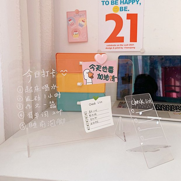 Tuyển tập đồ trang trí bàn học chuẩn Hàn giá rẻ: Hay nhất là quạt USB siêu tiện ngồi học chẳng lo nóng - Ảnh 13.