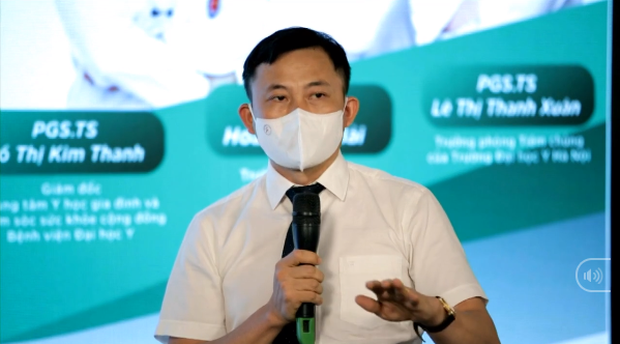 """PGS Lê Thị Thanh Xuân: """"Nếu bạn thực sự yêu bản thân và yêu cộng đồng, yêu nghĩa là không chờ đợi và tiêm vắc xin là không chờ đợi"""" - Ảnh 3."""