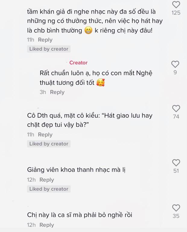 Diva Hồng Nhung hát giao lưu với 1 fan nữ, chuyện gì xảy ra khiến cô mặt xụ xuống, buồn bã thốt lên Thôi chết rồi, dại quá? - Ảnh 4.